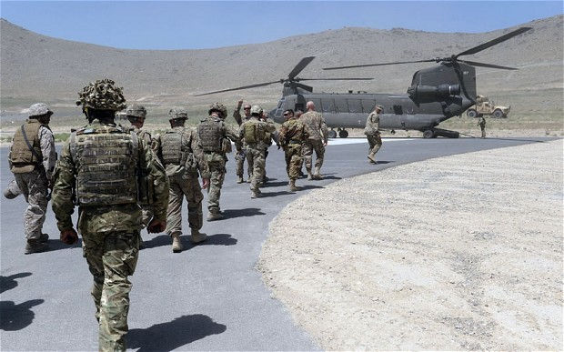 5 Soldiers of Nato Killed In Afghanistan