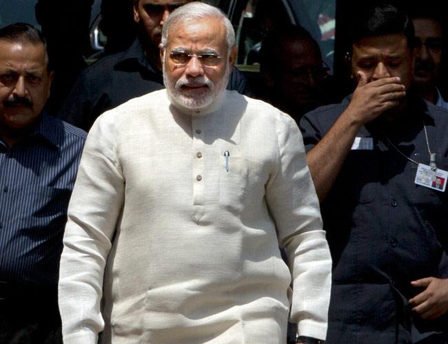 The 'Modi Kurta' Facinates the International Media