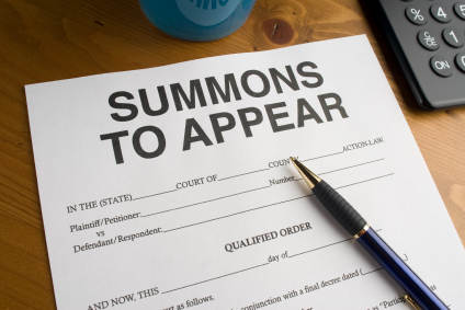 Summons What are Summons How are they served – Civil Summons Form