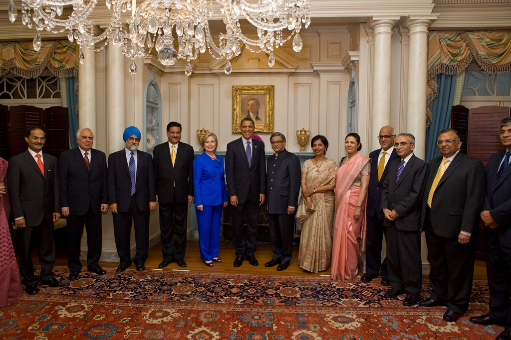 An Indian Origin was nominated for national council by Obama