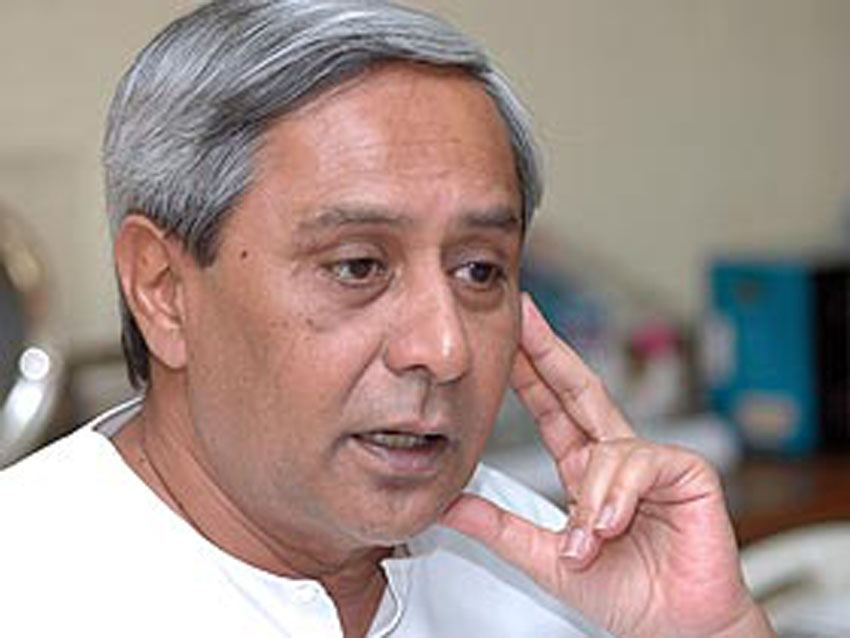 FIR FILED AGAINST ODISHA CHIEF MINISTER