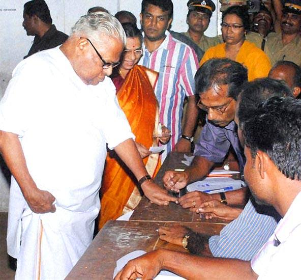 Kerala election news,