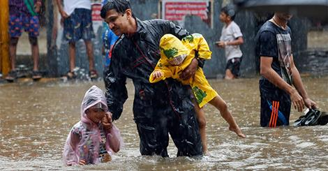 India news - Mumbaikars again faced a harrowing time