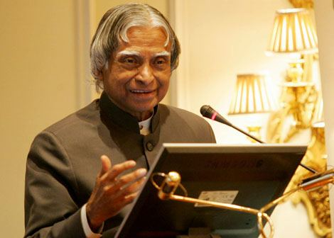 KALAM URGED AAP GOVT FOR TECHNICAL STUDY