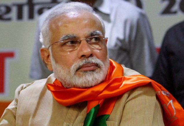 news on Modi in Landon