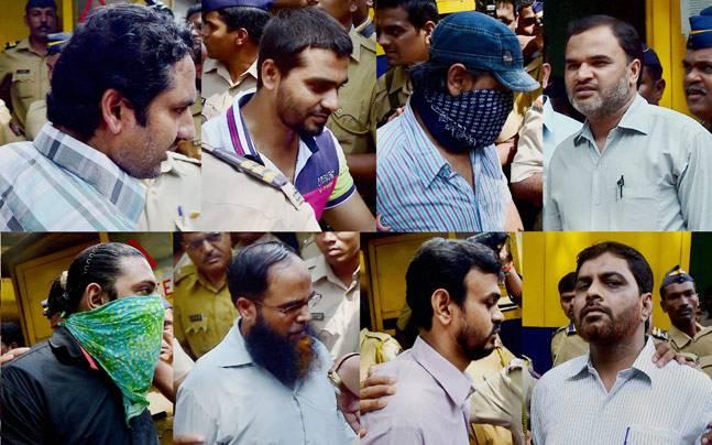 Death Sentence for mumbai blast accused