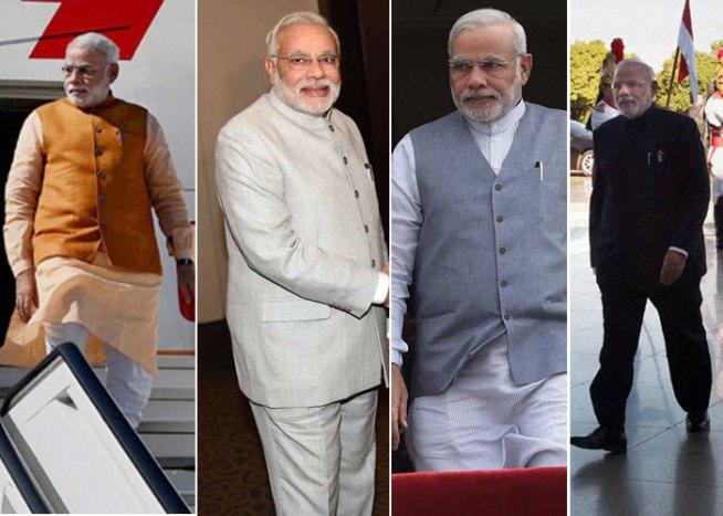 narendra modi dress code images - legal news india