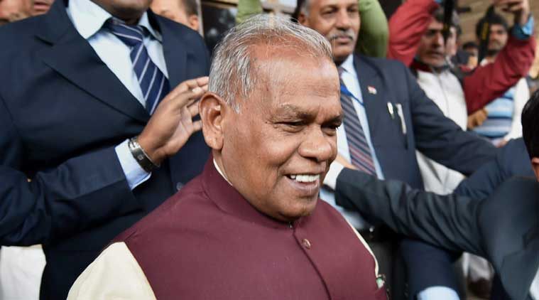 report on Manjhi claim himself as 'biggest naxalite'
