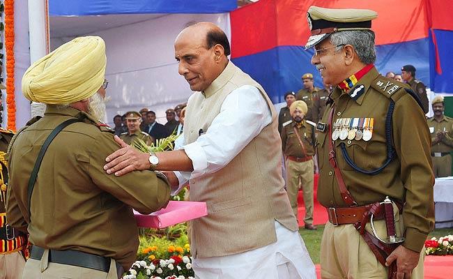 AAP puts it complain before Rajnath Singh
