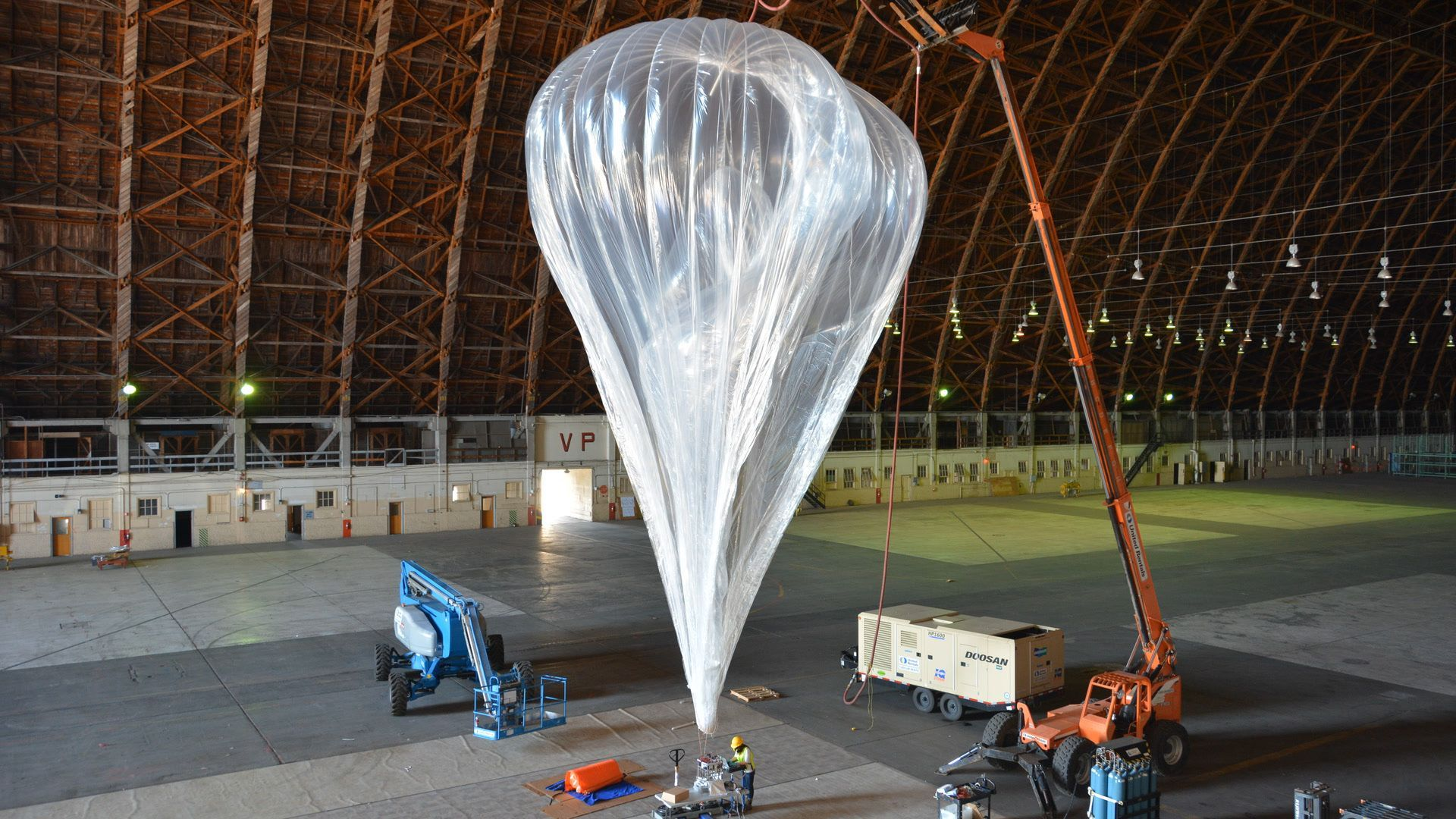 Google Balloon will provide Internet across India, event in native place