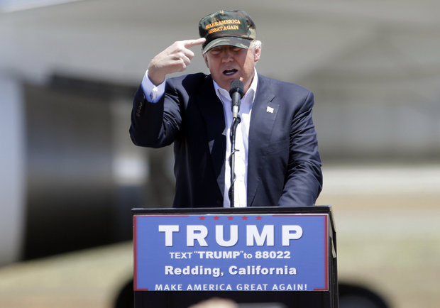 WORLD: Donald Trump confident about his African-American supporters