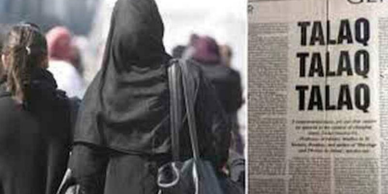 Legal News: Muslim Board to Supreme Court of India: Triple talaq saves the wife from getting killed by the Man