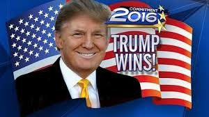 """US Presedential Election Results: Trump wins and pledges to be president for """"all Americans""""."""