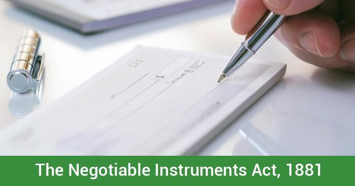 how to create a negotiable instrument
