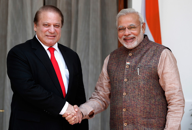 Nawaz Sharif Staisfied by The Meeting with Narendra Modi