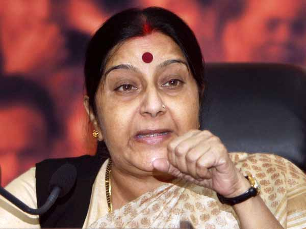 India news - New Trouble for Sushma