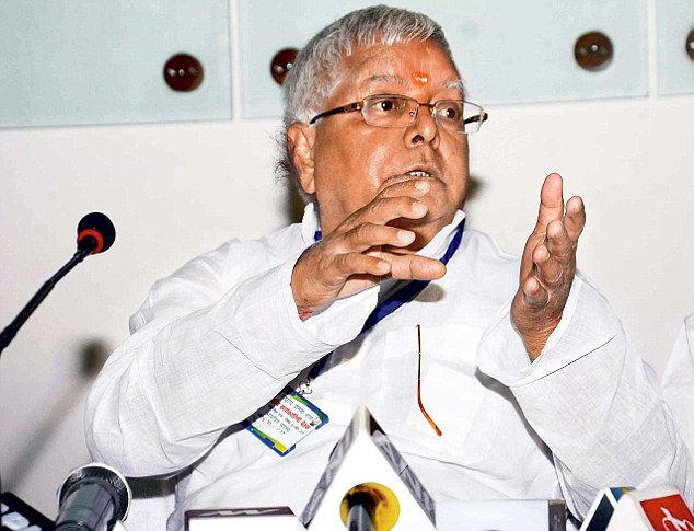 detail on Lalu said he is ready to get hanged