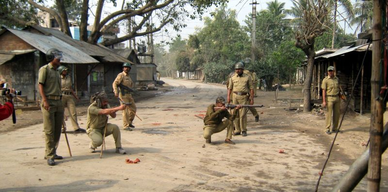 Jharkhand Govt ordered Probe into police firing