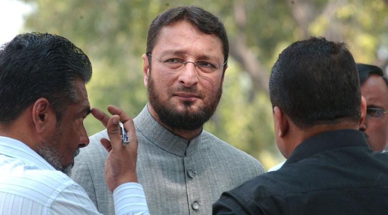 Owaisi faces arrest for speech against Modi