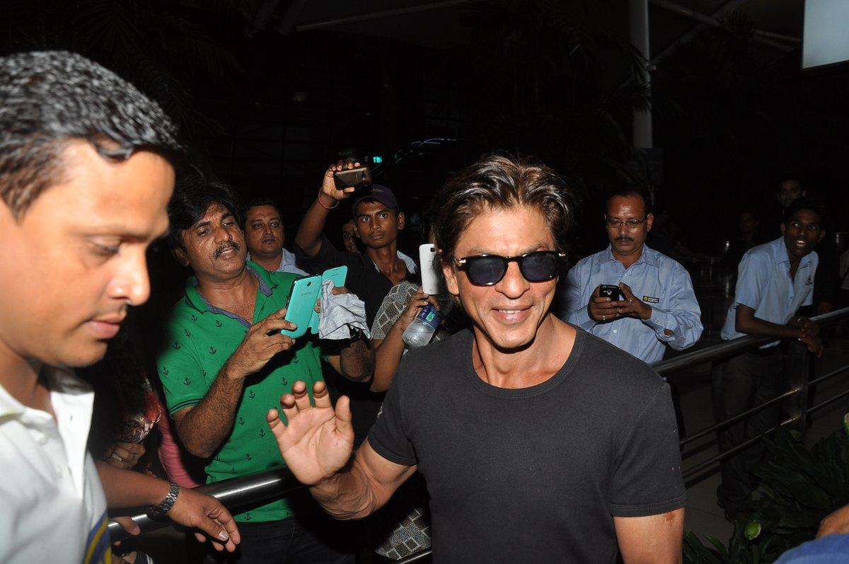 SRK won over NaMo