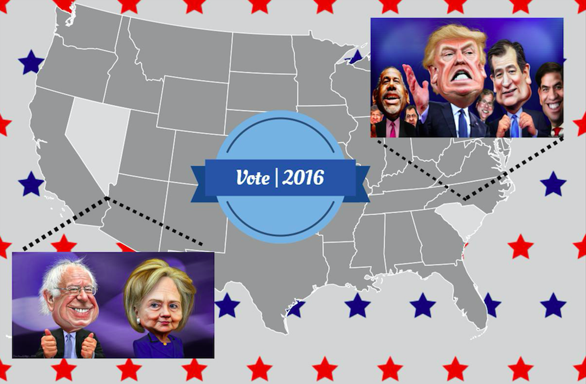 Legal News: US Presedential Election 2016: The race to the White House has begun, Voting in full swing