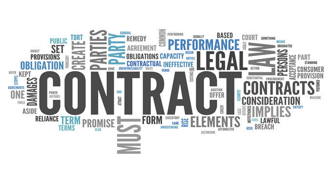 indian contract act cases