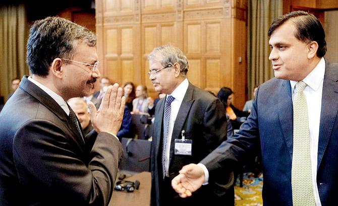 kulbushan jadhav case at ICJ