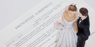 prenup and postnuptial agreements in india