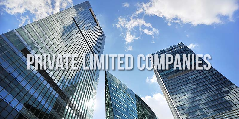 private limited companies incorporation
