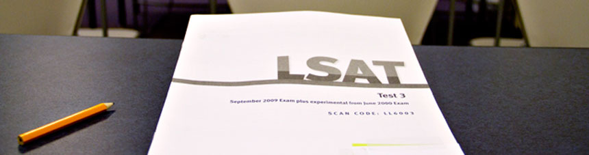 LSAT LAW SCHOOL ADMISSION TEST