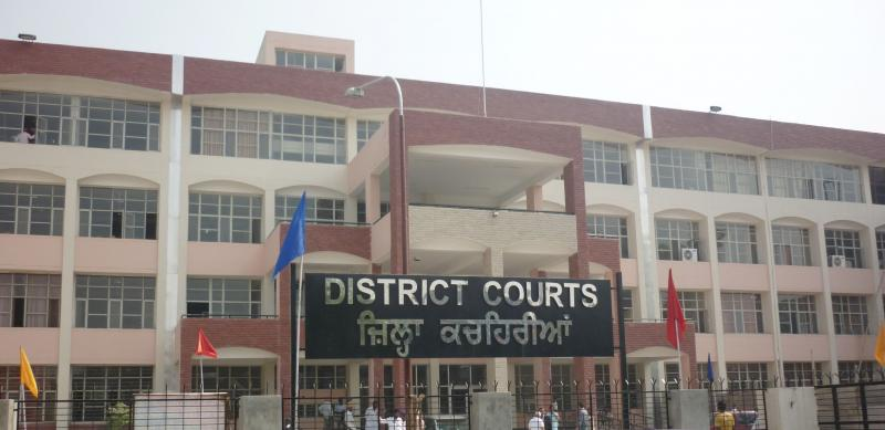 legal gk the functioning of district courts in india