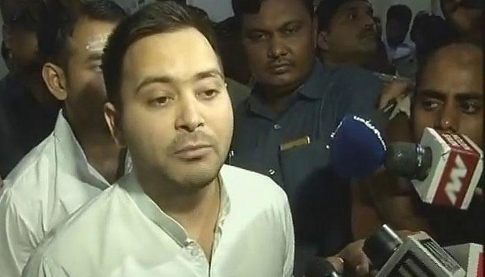 Tejashwi Yadav, his Benami Properties and the law