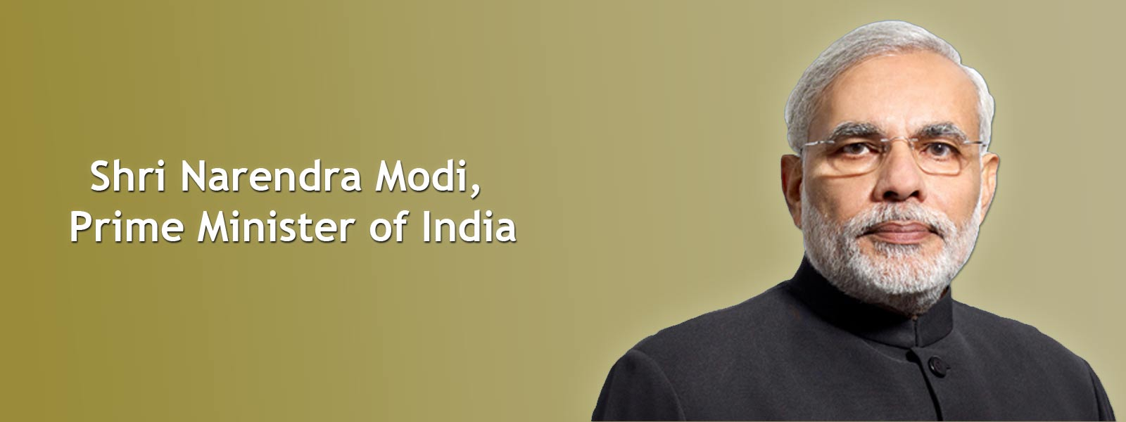 Narendra Modi Home Page