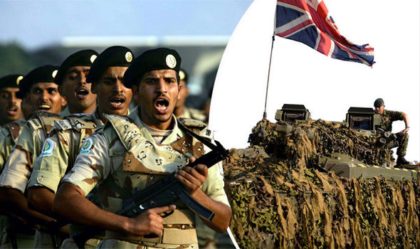 UK News: Selling arms to Saudi Arabia is not against law