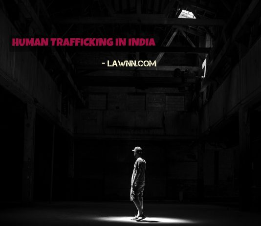 human trafficking in india lawnn.com