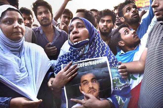 CBI slammed by Delhi High Court for no progress update in JNU Student's missing case