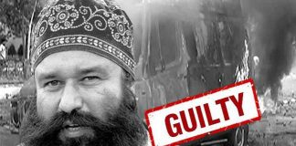 Dera chief Gurmeet Ram Rahim Singh convicted for rape, violent outbreak by Dera followers