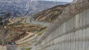 Environmental laws eased by USA for Mexico border wall in San Diego