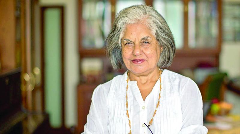 Indira Jaising: 'When a women uses law, she is accused, when and Indian women uses law, she is labelled with bad character'