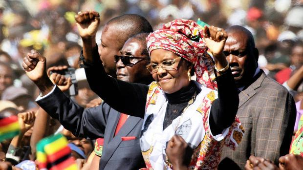 South Africa: Grace Mugabe under trail over Johannesburg assault charge