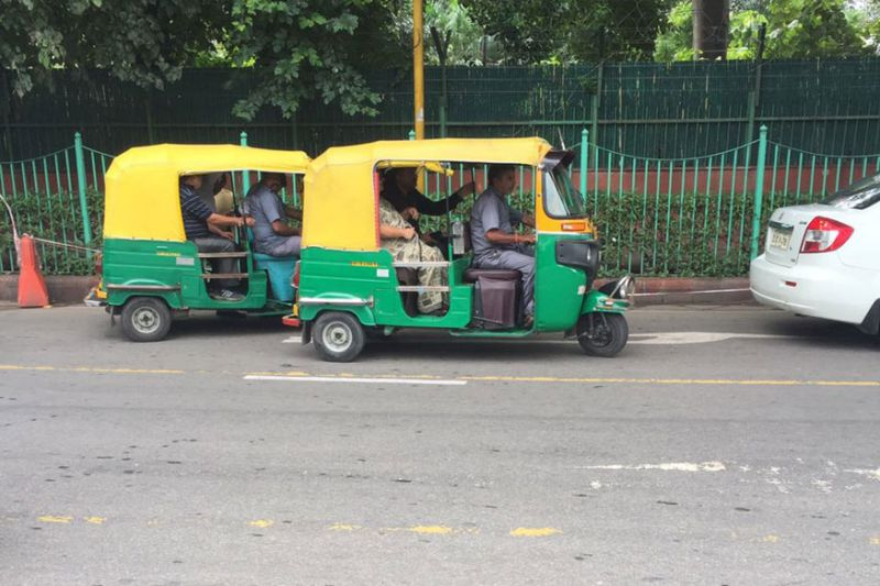 High Court Judges in Autos, Conduct Surprise Checks on Delhi Courts