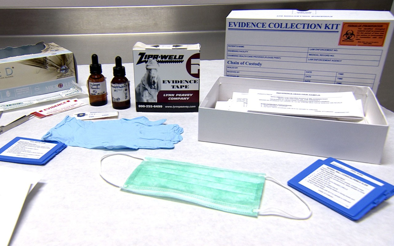 The new law enables Texan people to contribute for the state's rape kit testing