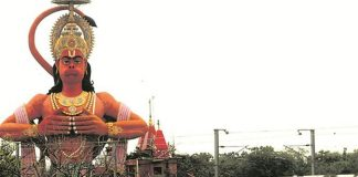 Delhi High Court Asks If Hanuman Statue Can Be Airlifted To Eliminate Encroachments