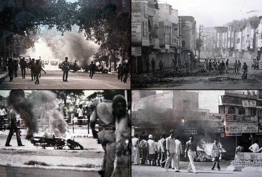 Supreme Court Declines To Stay Delhi HC Proceedings in 1984 anti-Sikh riots Cases