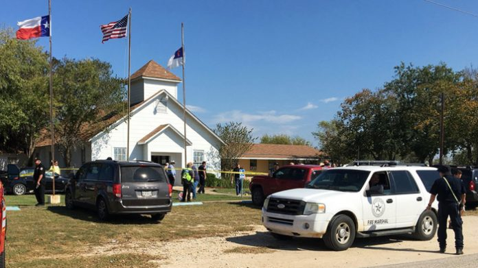 Texas Shooting: Texas's feticide law requires unborn child in Sutherland Springs shooting be counted as victim