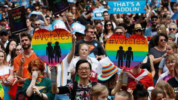 Australia's Parliament Votes Emphatically To Legalize Same Sex Marriage