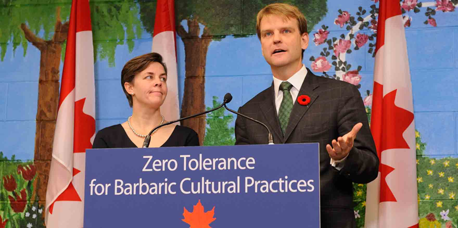 Canadian Senate Approves Bill Removing Term 'barbaric cultural practices' from Previous Law