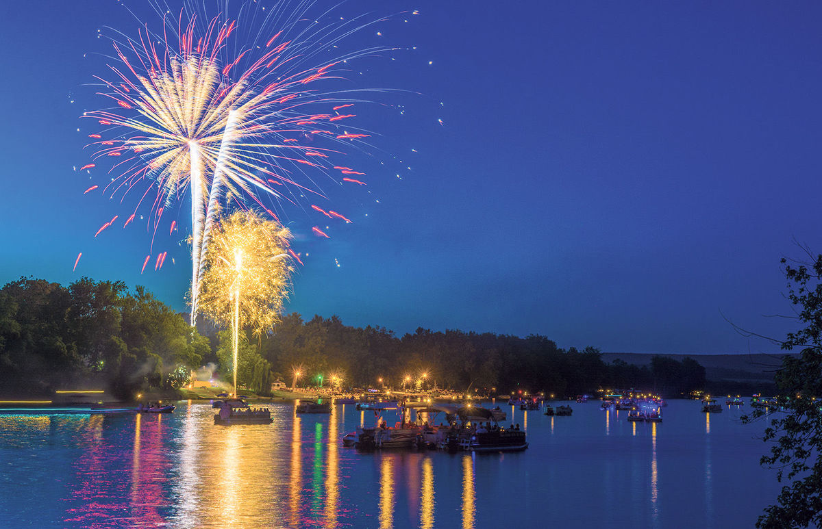New Pennsylvania Law Makes Sale Of Aerial Fireworks To Residents Legal