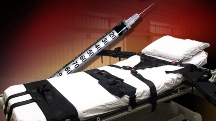 "Centre Rules Out Death Penalty by Injection As ""Not Workable"""