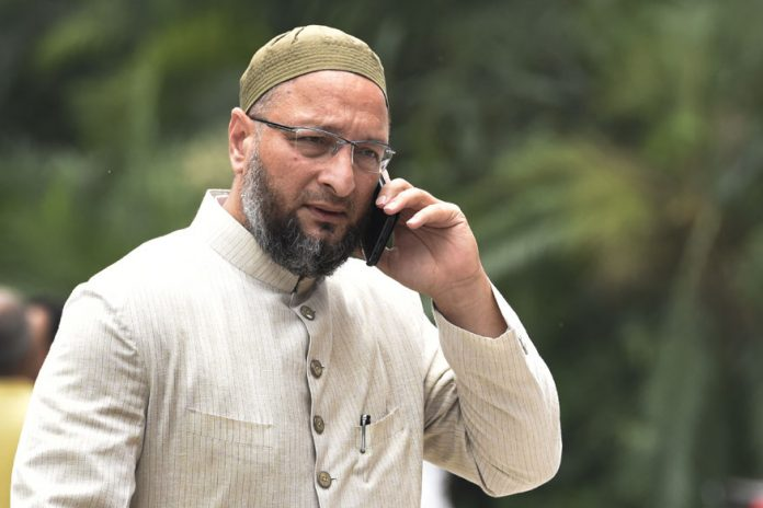 AIMIM Leader Asaduddin Owaisi Demands Law Against Muslims Being Called